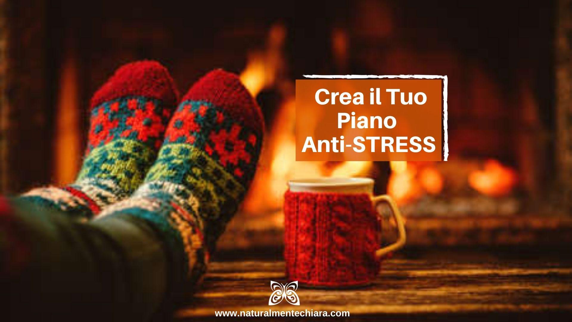 10 Modi per abbassare lo Stress in Meno di 10 Minuti al Giorno