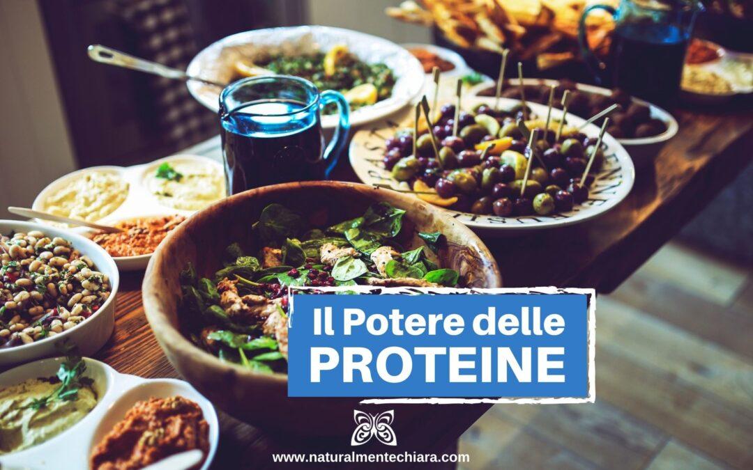 Tutto ciò che devi sapere sulle Proteine per un Corpo Sano e Magro